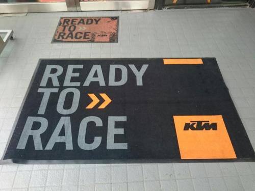 KTM Rug DOOR MAT