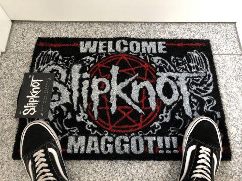 Slipknot Doormat