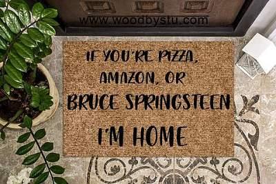 Bruce Springsteen Doormat