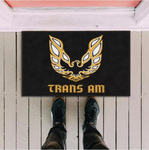TRANS AM DOORMAT