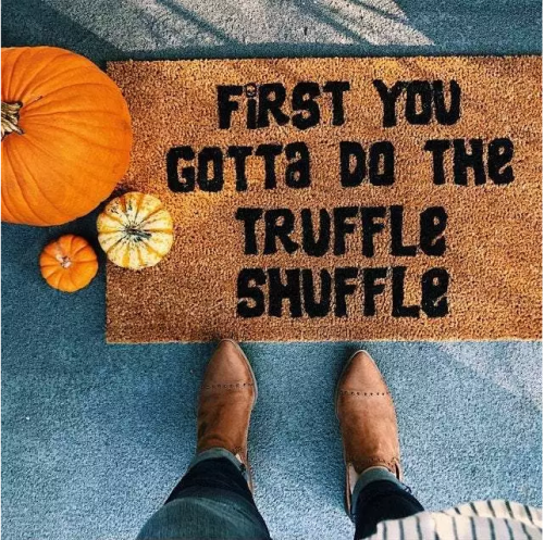The Goonies Inspiration Doormat