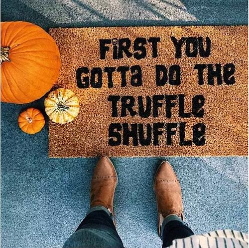 The Goonies Inspiration Doormat