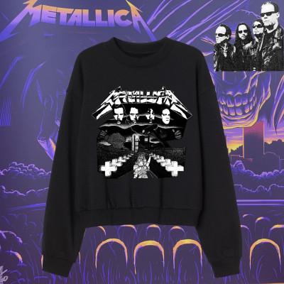 Metallica inspiration T-Shirt&Sweatshirt&Hoodie
