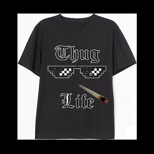 Thug life inspiration Tops