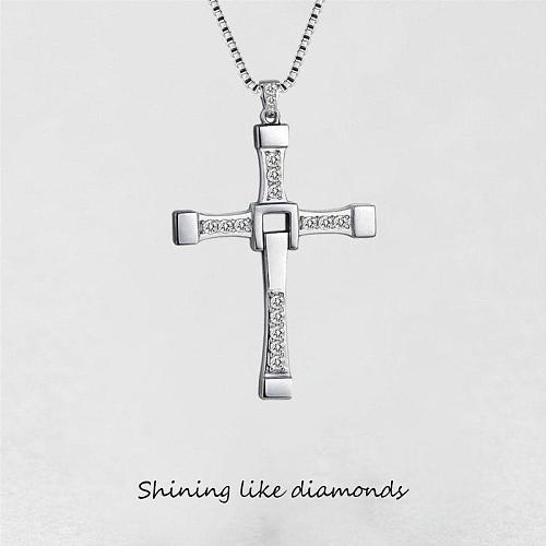 Cross Pendant Necklaces
