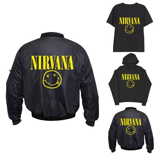 Nirvana inspiration Tops
