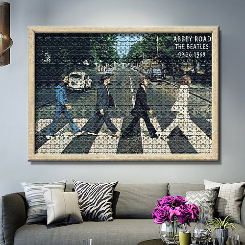 The Beatles inspiration Puzzle Jigsaw