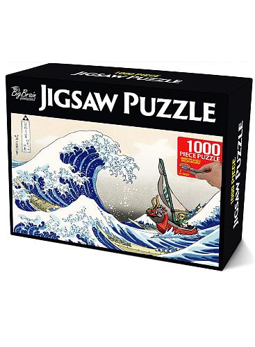 The Legend of Zelda Aeolus Legend inspiration Puzzle Jigsaw