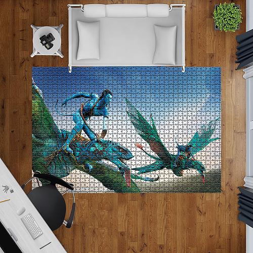 Avatar inspiration Puzzle Jigsaw