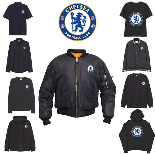 Chelsea F.C inspiration Tops