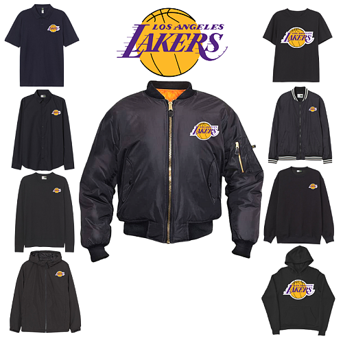 Los Angeles Lakers inspiration Tops