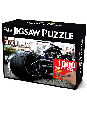 Harley motorcycle inspiration Puzzle Jigsaw