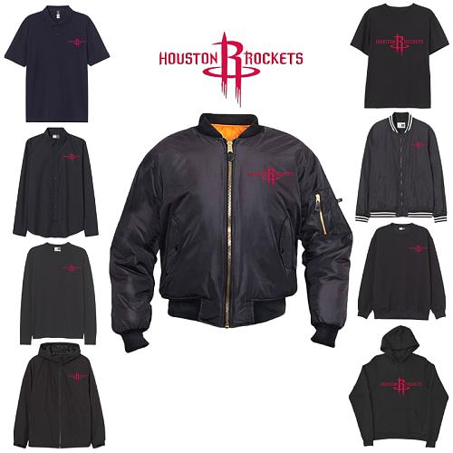 Houston Rockets inspiration Tops