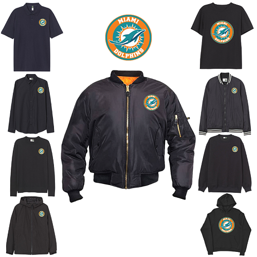 Miami Dolphins inspiration Tops