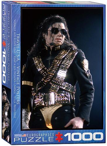Michael Jackson inspiration Puzzle Jigsaw