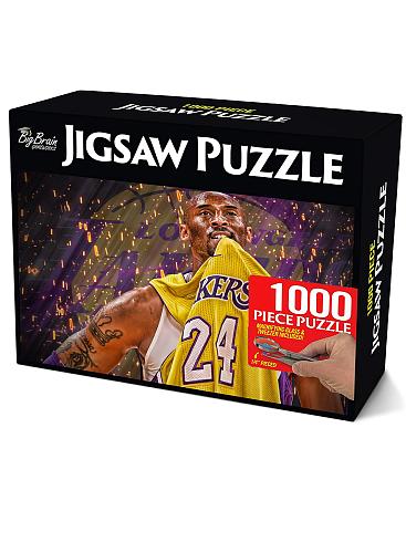 Kobe Bryant inspiration Puzzle Jigsaw