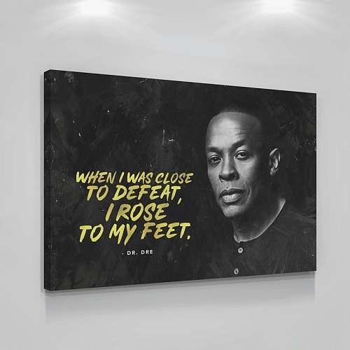 Dr Dre Rap Legends Canvas Painting Art