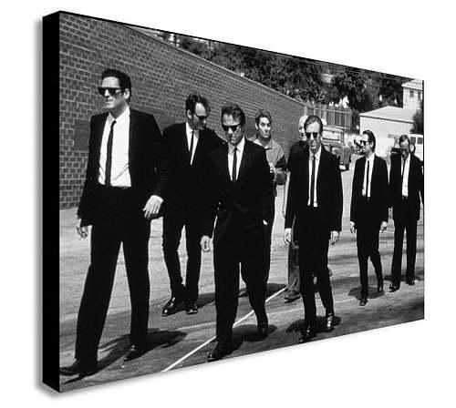 Reservoir Dogs Canvas Painting Art