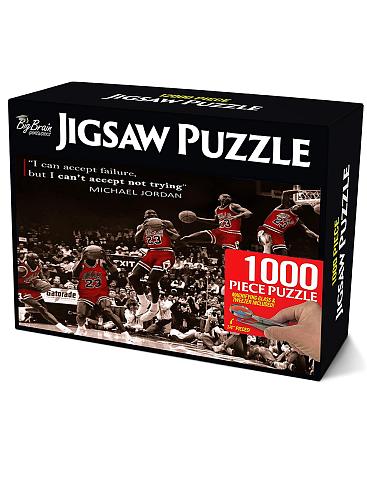 Michael Jordan  inspiration Puzzle Jigsaw