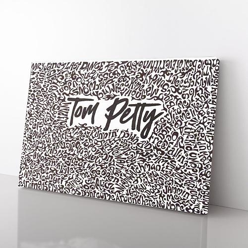 Tom Petty Songs Canvas Art