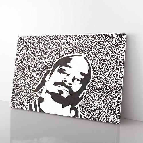 Snoop Dogg Songs Canvas Art