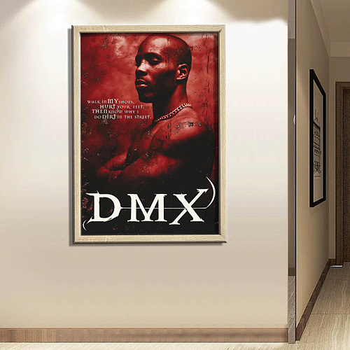 DMX - inspiration Canvas Painting Art
