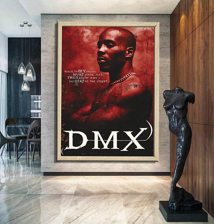 DMX - inspiration Canvas Painting Art