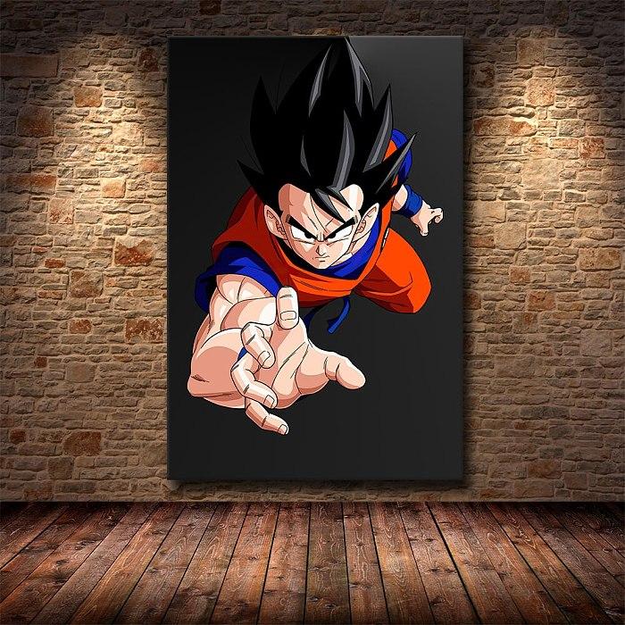 Dragon Ball Canvas Wall Art