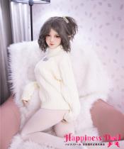 TPE製ラブドール Sanhui Doll 148cm Cカップ #T7ヘッド 1 掲載画像は特別メイク付き