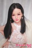 JY Doll 小咪ヘッド xiaomi バスト大 148cm 掲載画像のヘッドはノーマルメイク シリコン製頭部+TPEボディ