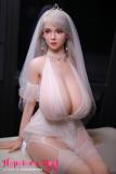 JY Doll Nancy 170cm  巨乳 ヘッドはSメイク付き  シリコン製頭部+TPEボディ