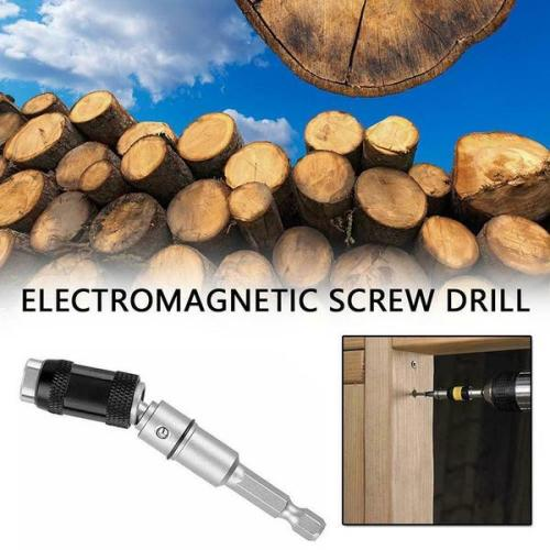 Magnetic Screw Drill Tip
