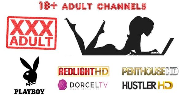 ADULT 18+ CHANNELS