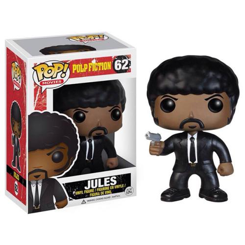 Funko Pop Jules #62 Pulp Fiction Pop Vinyl Figure