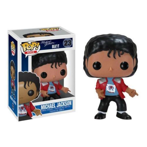 Funko Pop Michael Jackson #23 Beat It Vinyl Figure