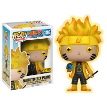 Funko Pop  Naruto Six Path #186 Naruto Vinyl Figure