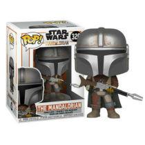 Funko Pop! Star Wars: The Mandalorian Action Figure Vinyl Toy with box #326