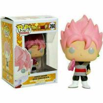 Funko Pop Super Saiyan Rose Goku Black 260 Dragon Ball Z Vinyl Figure