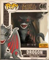 Funko Pop Game of Thrones Drogon (6 )  #46 Vinyl Figure