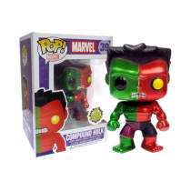 Funko Pop! COMPOUND HULK #39 VAULTED ANXIETY EXCLUSIVE RARE EXCELLENT CONDITION!