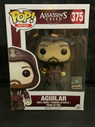 Funko Pop Assassin's Creed Aguilar #375 Vinyl Figure