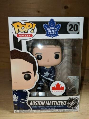 Funko Pop NHL Auston Matthews #20 Vinyl Figure