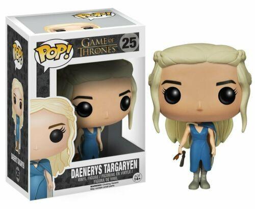Funko POP Daenerys Targaryen25 Game of Thrones ActionFigure