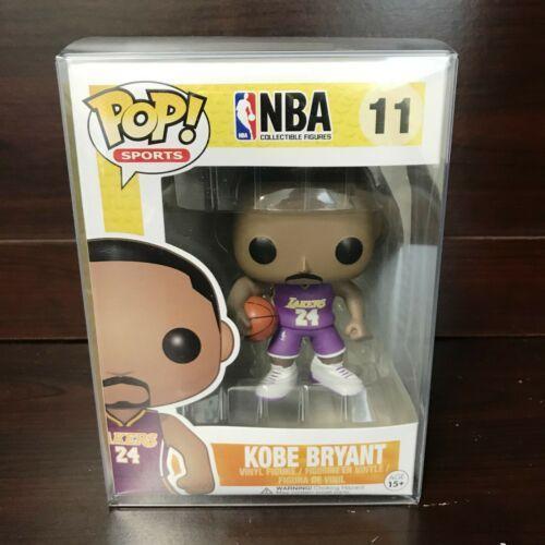 Funko Pop Kobe Bryant Collectible Vinyl Figure Purple #11