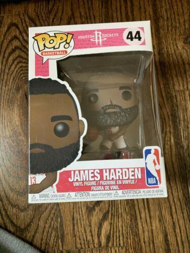 Funko Pop! James Harden NBA Houston Rockets Vinyl Figure 44