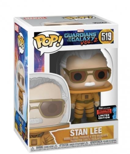 Funko Pop Stan Lee #519 Marvel Guardians Galaxy Vol 2 2019 NYCC Fall Exclusive