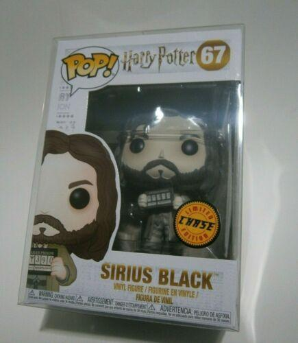 Funko POP SIRIUS Black 67 Statue Brand New Harry Potter Vinyl Figure