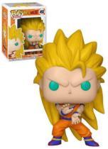Funko Pop Super Saiyan 3 Goku 492 Dragon Ball Z Vinyl Figure