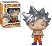 Funko Pop Ultra Instinct Goku #386 Dragon Ball Z Vinyl Figure
