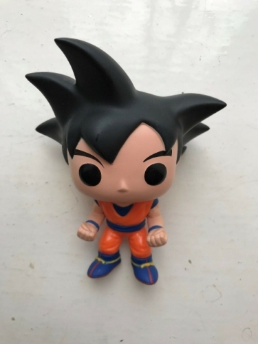 Funko Pop Dragon Ball Z Goku #09 Vinyl Figure